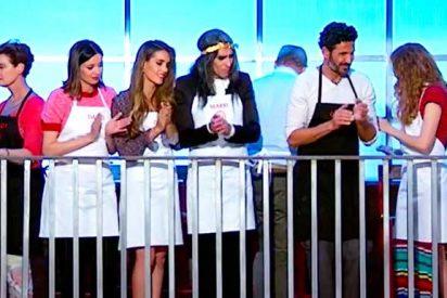 Los famosos de 'Masterchef Celebrity' se 'comen' a los Vips 'frikis' de 'Gran Hermano'