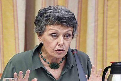 RTVE: La 'comisaria' Rosa María Mateo cobra un sueldo de 10.405 euros al mes