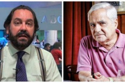 Primer y último aviso de Pérez-Maura a Juan Cruz tras acusar a ABC de mentir sobre la tesis de Sánchez