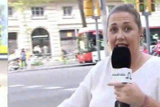 El vomitivo spot de Mayka Navarro para vender en Telecinco que la Diada 2018 es de todos los catalanes