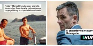 """La izquierda mediática estalla por el ataque """"a la vida privada"""" de Delgado... salvo si las víctimas son el PP o Urdangarin"""