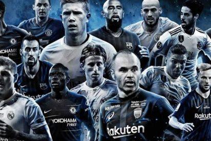 Estos son los 55 nominados al Mejor Once del año de la FIFA