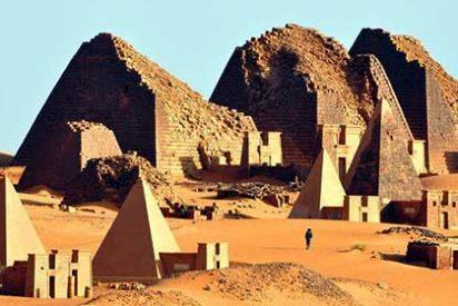 Las enigmáticas Pirámides de Sudán