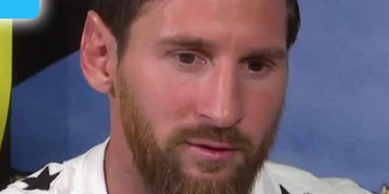 Messi no se plantea irse del Barcelona hasta el 2021