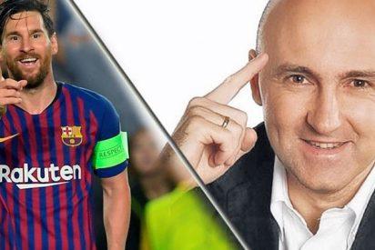 La última tontería de Maldini respecto a Messi