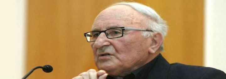 """90 años de Johann Baptist Metz, padre de la """"teología política"""""""