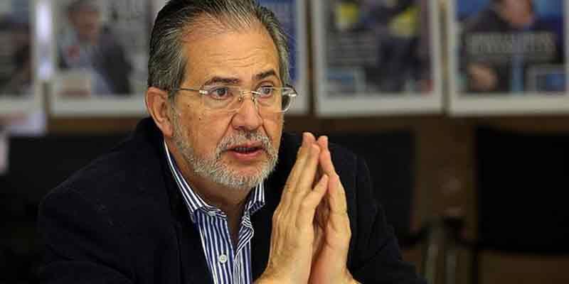 El 'zasca' de Miguel Henrique Otero a Pedro Sánchez