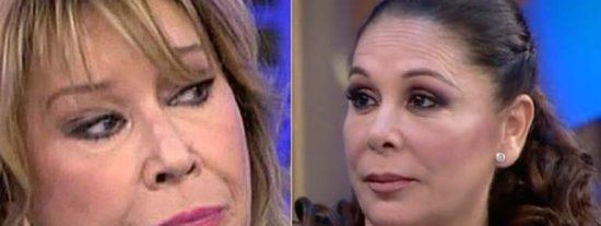 Isabel Pantoja revienta Telecinco y deja a Mila Ximénez como una cobarde