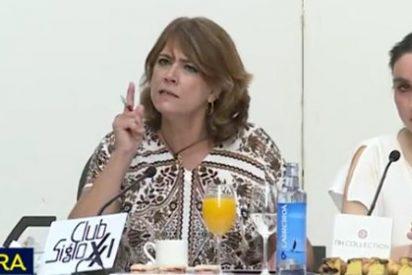 """Tremendas excusas de la ministra Delgado: """"El audio es un cortapega; no me refería a Marlaska"""""""