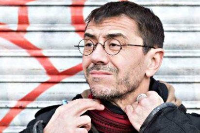 """Monedero se pone histérico al ver el repaso de Aznar a Iglesias: """"Psicópata"""""""