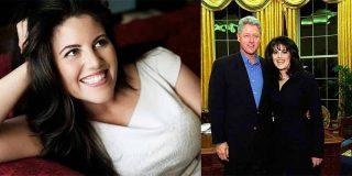 Monica Lewinsky cumple 45 años y ya no parece la 'becaria amorosa'