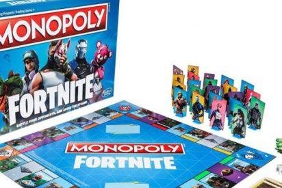 'Fortnite' el nuevo modelo de los juegos de mesa: así será su propia versión del 'Monopoly'
