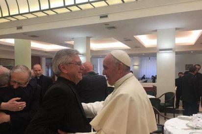 """Monseñor Chaparro tras su encuentro con Francisco: """"Lo vi muy sereno"""""""