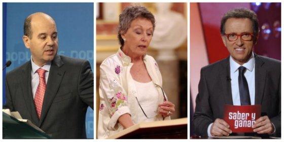"""Ramón Moreno (PP) deja a la altura del betún a Rosa María Mateo, la comisaria de RTVE: """"Sólo le falta echar a Jordi Hurtado"""""""