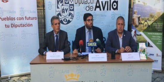 Ávila, punto de partida de un tour eléctrico que potenciará la movilidad sostenible en espacios naturales de España y Portugal