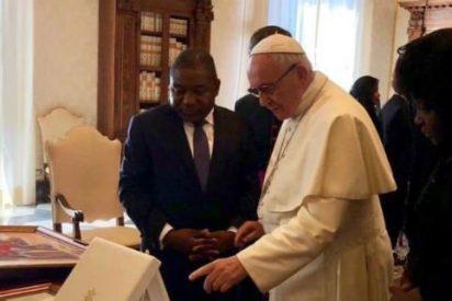 Francisco confirma que viajará a Mozambique el año que viene