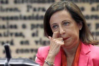"""Margarita Robles dice ahora que el contrato con Arabia Saudí está en """"fase de estudio"""""""