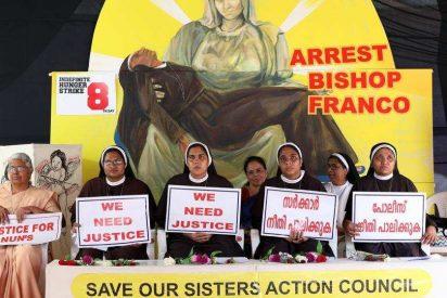 El obispo de Jalandar, acusado de violar a una monja, ofrece al Papa su renuncia temporal