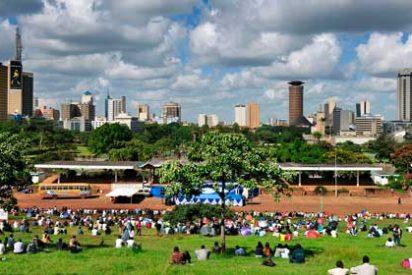 Nairobi, la ciudad que nunca parece dormir