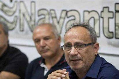 Los trabajadores de Navantia se echan de nuevo a la calle ante la falta de garantías del Gobierno Sánchez