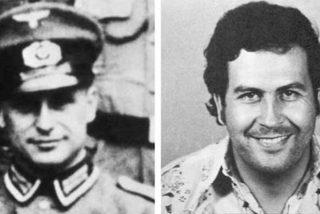 La rocambolesca historia de Klaus Barbie, el 'carnicero' nazi que ayudó a Pablo Escobar a forjar su imperio narco