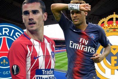 ¿Serán Neymar-Griezmann el bombazo del próximo verano?