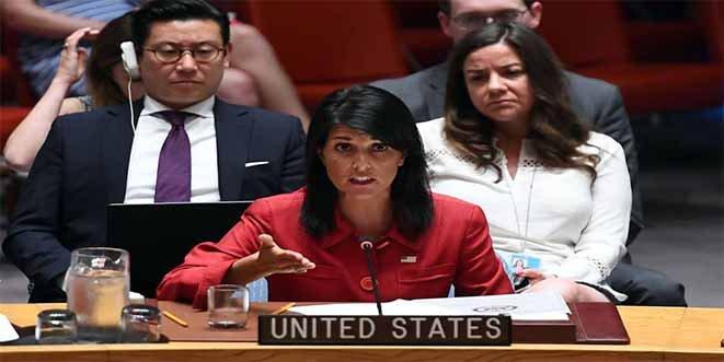 """EEUU ante la ONU: """"Daniel Ortega y Nicolás Maduro son dos dictadores que viven atemorizados en su propio pueblo"""""""