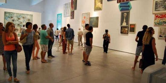 Arranca la temporada artística en Palma de Mallorca con Nit de l'Art
