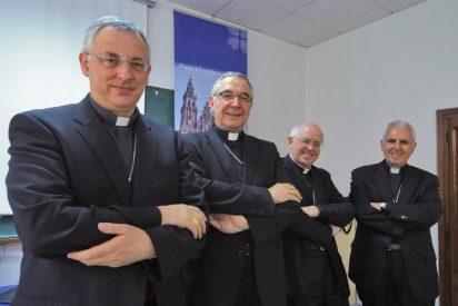 """Los obispos gallegos manifiestan su """"total apoyo"""" al Papa Francisco"""