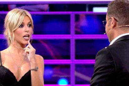 """Jorge Javier Vázquez sentencia el principio del fin televisivo de Oriana: """"¡Hasta siempre!"""""""