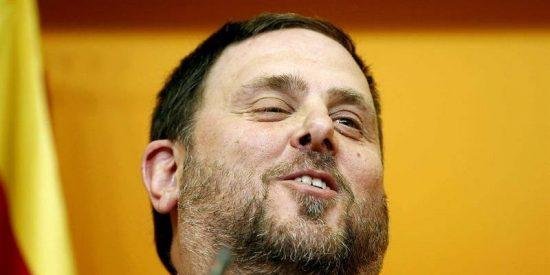 La jugada de Junqueras en su celda para seguir cobrando como diputado sin dar golpe