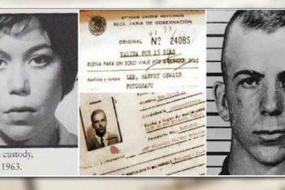 ¿Quién es la mexicana que se acostó con Oswald poco antes del asesinato de John Kennedy?