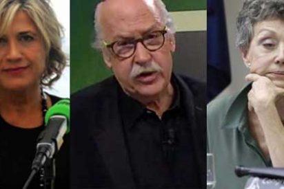 Monegal y Julia Otero (Onda Cero) jalean como 'hooligans' las purgas de Rosa María Mateo en RTVE