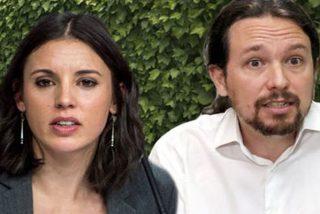 Pablo Iglesias e Irene Montero vuelven a escena pero el chalet millonario sigue vacío