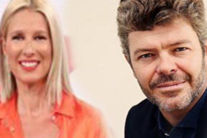 """Pablo Heras Casado sobre Anne Igartiburu: """"De una entrevista surgió luego una familia"""""""