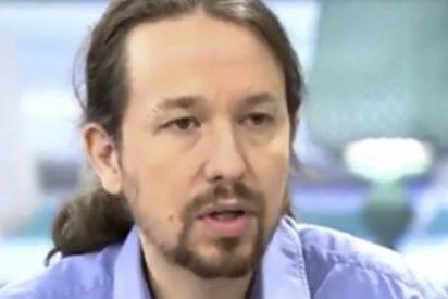 Pablo Iglesias aprovecha una charla sobre labores domésticas con Ana Rosa para amenazar a Pedro Sánchez