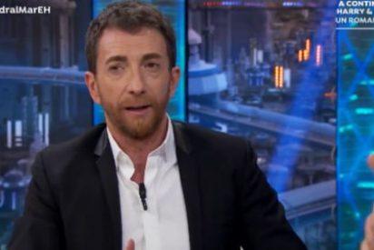 El método de Pablo Motos para erradicar su acojone mediático