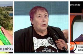 Ecologista, anticapitalista y pensionista: la activista de la izquierda radical multiusos de laSexta Noche