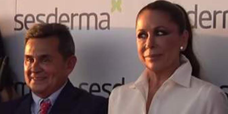 Así fue la mirada asesina de Isabel Pantoja a un reportero de 'Sálvame'