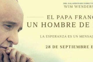 El 'yo acuso' de Wenders en defensa del papa Francisco