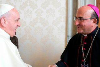 """Chomali, tras ver al Papa: """"Presenté de nuevo mi renuncia, y no fue aceptada"""""""