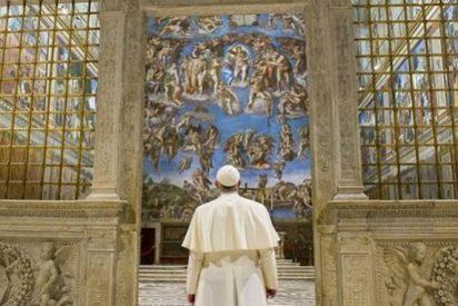"""El Papa reivindica el arte como """"fuente de paz"""""""