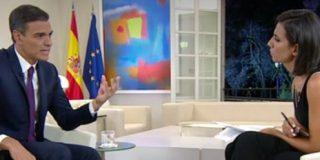 laSexta al rescate: Ana Pastor le hace una 'fake entrevista' a Sánchez para que niegue los plagios de su tesis