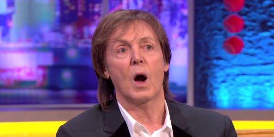 Así fue el encuentro de Paul McCartney con Dios
