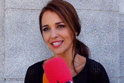 """Paula Echevarría sobre la nueva pareja de David Bustamante: """"Yo me alegro mucho"""""""