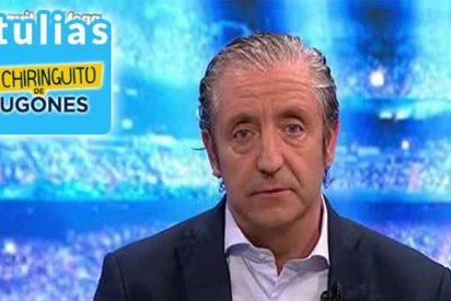 'El Chiringuito': Josep Pedrerol se la envaina y se rinde al Real Madrid con armas y bagajes