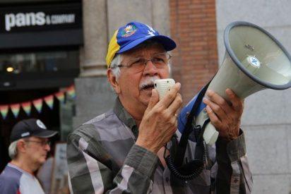 La Asociación de Pensionados y la Asociación Libertad y Democracia se suman a la petición venezolana por la Protección Temporal