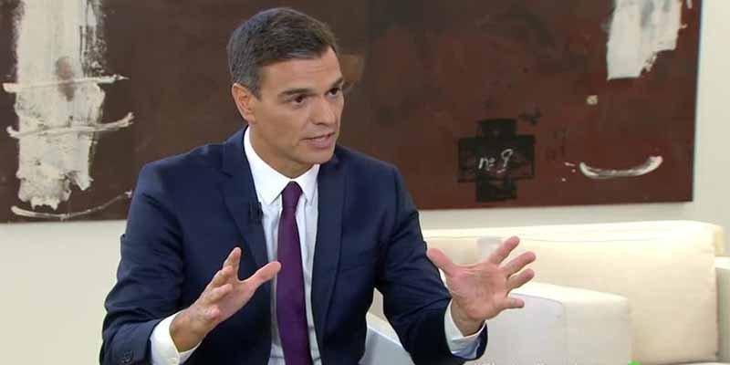 "Javier Chicote: ""Pedro Sánchez, acorralado"""