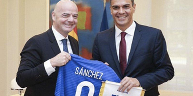 La FIFA propone a España que presente candidatura al Mundial de Fútbol de 2030