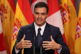 El indecente guiño de Sánchez al coqueteo de sus mujeres con los indultos a 'La Manada' golpista